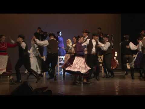 Jászság Népi Együttes-Magyarpalatkai táncok
