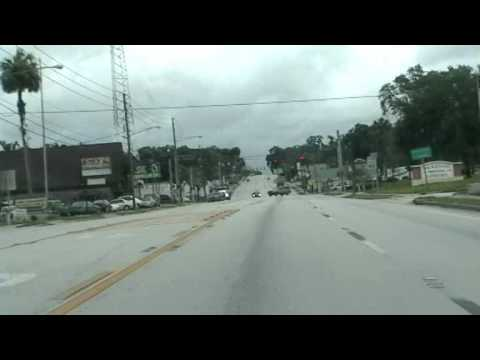 US17-92 Sanford to Deland Florida