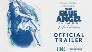 THE BLUE ANGEL (1930) New & Exclusive 2019 Re-release Trailer