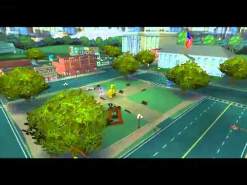 Lets Play Simpsons Hit & Run 13 - Fin del capitulo 4