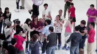 download lagu Singapore Proposal 2014  Jcube- The Rink Defa + gratis