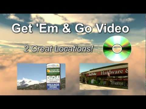 Get 'Em And Go Video - Estes Park DVD Kiosks