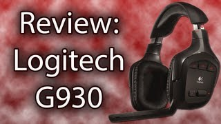REVIEW: Logitech G930 Wireless Headset