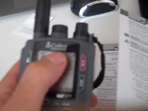 Review of Cobra VHF Radio model MR HH330 FLOAT