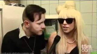 Lady Gaga meets Paris Hilton same placetime
