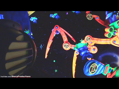 Buzz Lightyear (On-Ride) Magic Kingdom - Walt Disney World Orlando