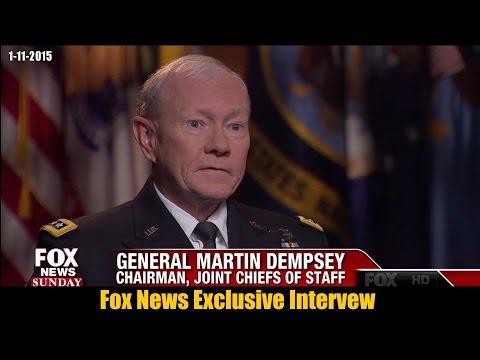 Fox News Exclusive Interview - General Martin Dempsey