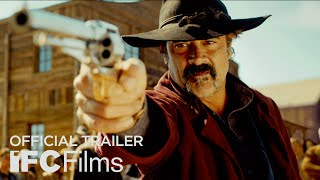 The Salvation - Official Trailer I HD I IFC Films