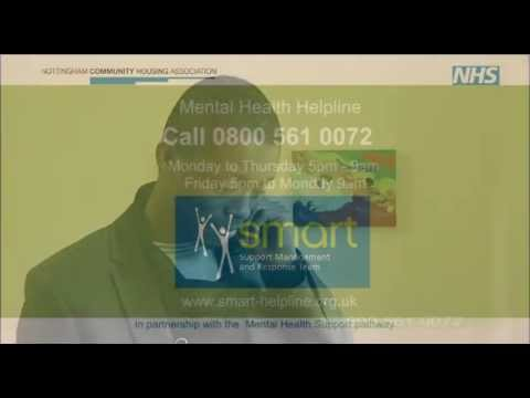 Mental Health Issues Nottingham: Confidential Telephone Help
