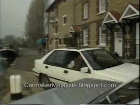 Top Gear 1991: Proton Saga (Proton as UK's fastest growing car company)