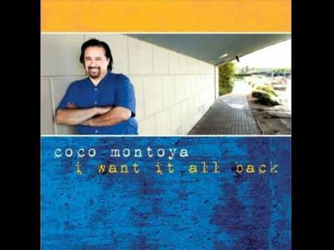 Coco Montoya - Don't Go Makin' Plans