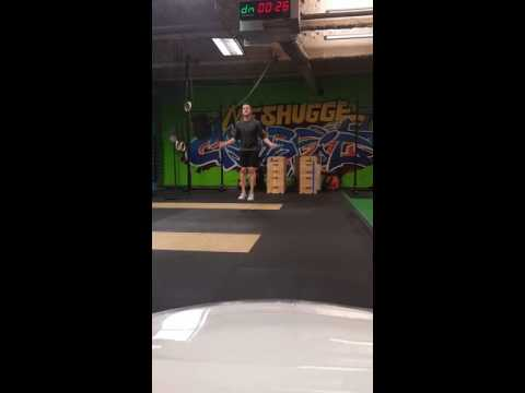 Second Double Unders for Diabetes post (Rome wasn't built in a day!)