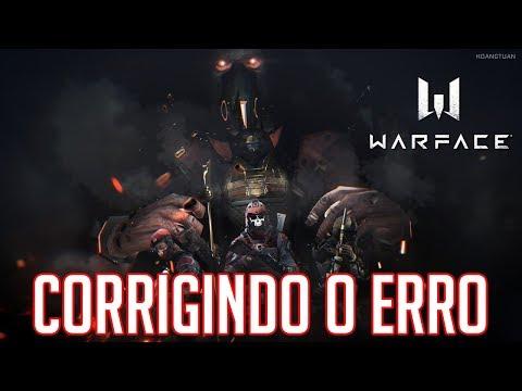 WARFACE - Corrigindo o erro do warface ATT 30/10/2017