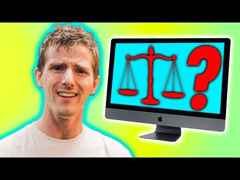 Is Apple's behavior ILLEGAL?? - iMac Pro Repair Pt. 2