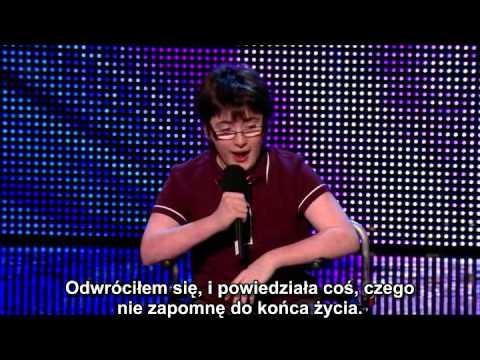 (Napisy)Brytyjski Mam Talent 7 - Jack Carroll