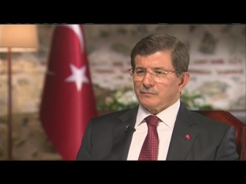 Turkey Prime Minister on ISIS, Syria war