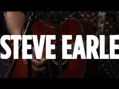 "Steve Earle ""The Low Highway"" On SiriusXM"