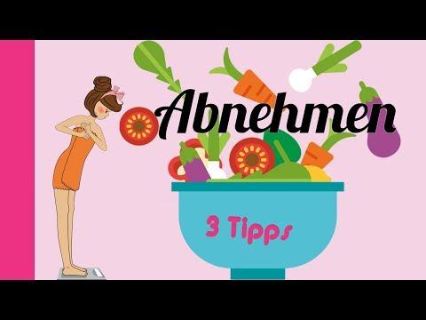 Abnehmen durch Ernährung / Diäten / 3 Tipps für starke Mädchen
