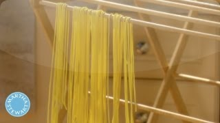 Long Strand Pasta - Martha Stewarts Cooking School
