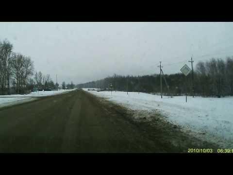 Авария в Колышлее 04.01.2014г.