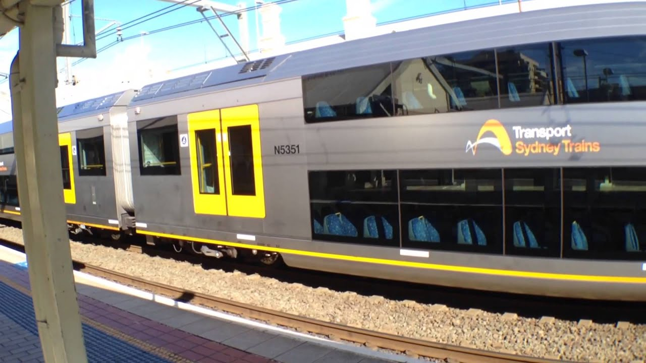 sydney trains vlog 5960x - photo#32