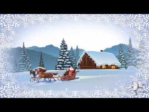 С Новым Годом, друзья! Поздравление рисованным видео.