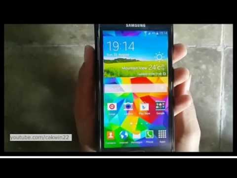 Samsung Galaxy S5 : How to turn off auto update apps (Android Phone)