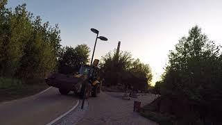 Бульвар, метро,парк, на велосипеде, Казань