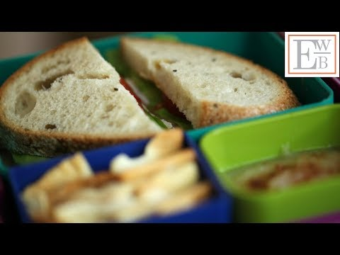 5 Lunchbox Ideas featuring Sandwiches! (Back-to-School Lunch Ideas)