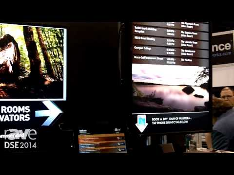 DSE 2014: Capital Networks Demos Audience For Android Media Player