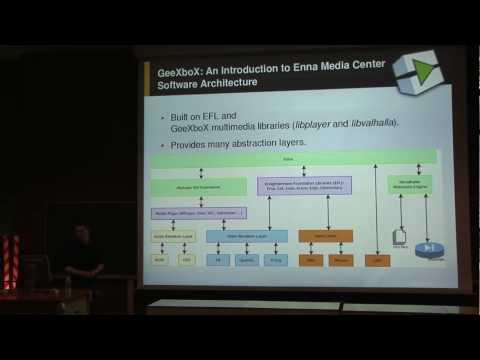 GeeXboX: An Introduction to Enna Media Center