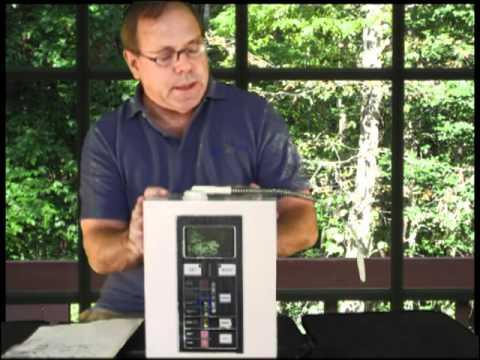 Alkaline Water Ionizer Review Aqua-Ionizer Deluxe 7.0 (800)560-0436