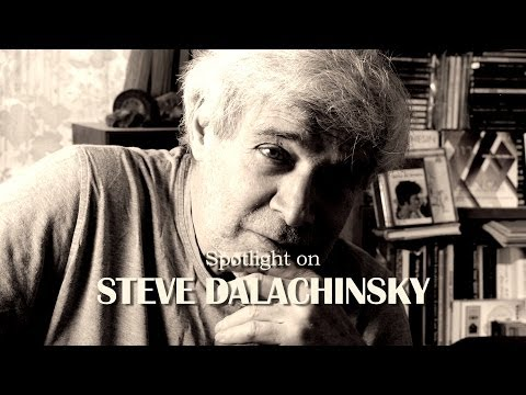 straw2gold pictures presents: Spotlight on STEVE DALACHINSKY