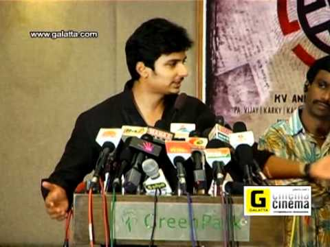 Jiiva Talks About Ko - Part 2 video