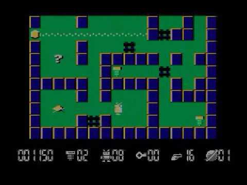 Atari 800XL - ROBBO