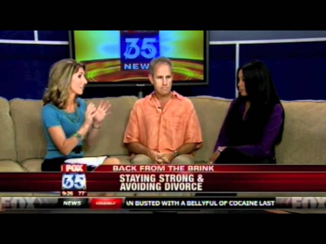 Orlando Marriage Counselor Jada Jackson | To Divorce or Not | Fox 35 Video Clermont Therapist
