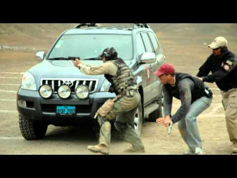 Dynamics Of Urban Combat & Tactical Firearms Training