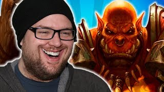 GARROSH IS SUPER FUN! MFPallytime TGN Squadron Heroes of the Storm Funny Moments