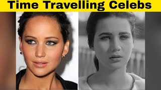 Time Travelling Celebs and Their Historic Doppelgangers!
