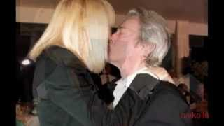 Alain Delon and Mireille Darc ♥♥♥....................................