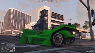 VIGILANTE TUNING MODIFICATION WITH STEALTH CAR AND EXCAVATOR