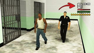 Real Prison in GTA San Andreas! (Secret 10 Stars Arrest Scene)