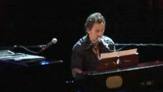 Watch Bruce Springsteen Walk Like A Man video