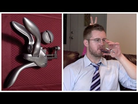 Rabbit Wine Opener Review