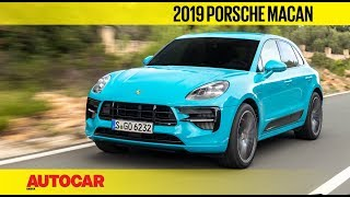 EXCLUSIVE: 2019 Porsche Macan Facelift | First Drive Review | Autocar India