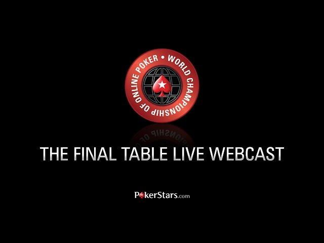 WCOOP 2014 Live Online Poker Tournament - Main Event – PokerStars