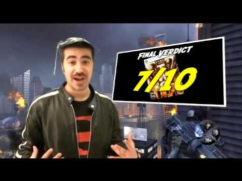 Game Review: Army of Two 40th Day (The AS-KR1 in Action!)