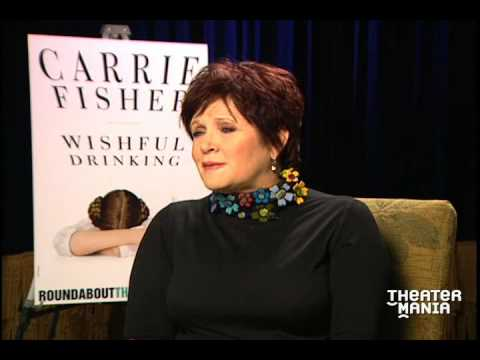 Carrie Fisher Wishful Drinking Interview