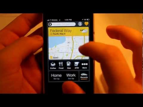 Top 3 iPhone GPS Apps 2013
