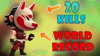 Breaking The Battlelands Royale Kill Record